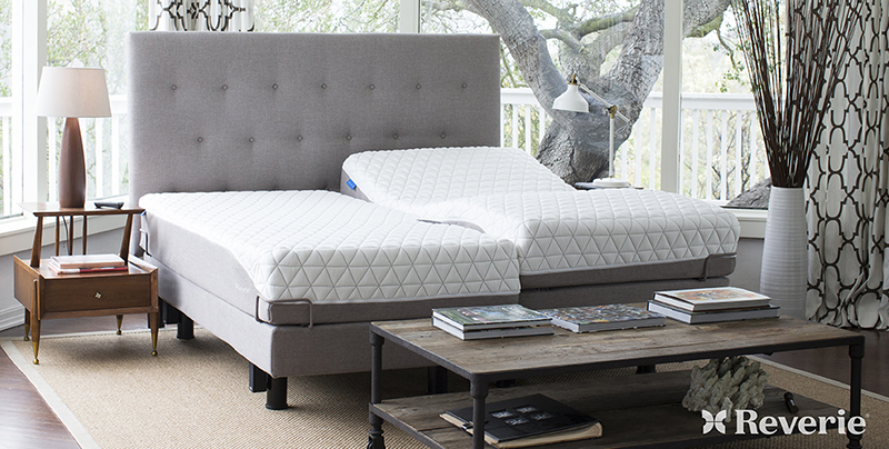 each sleep system includes a dreamcell latex mattress customized to your specific firmness preferences as well as an adjustable bed - Adjustable Firmness Mattress